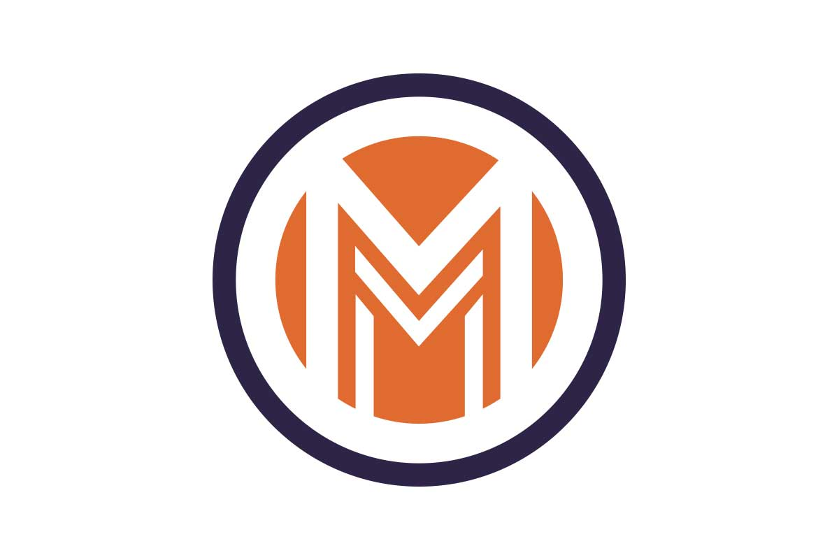 Midland M from logo